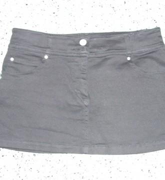 falda pimkie negra