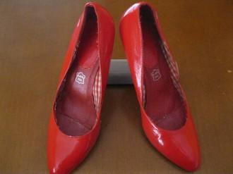 Zapatos tacon medio alto¡