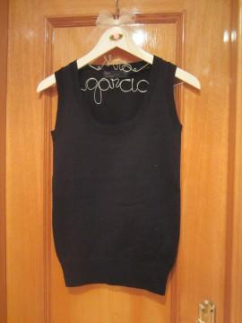 Camiseta punto Zara talla S