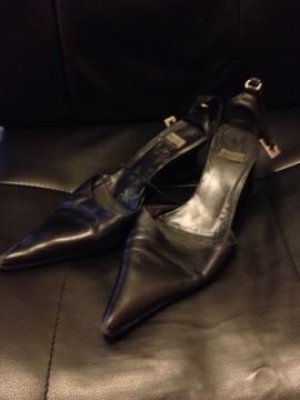 Zapatos piel auténtica