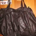 Bolso Marron Pull and Bear