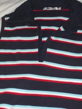 Camiseta sin mangas talla S el corte ingles