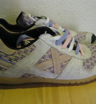 Zapatillas Munich rosas