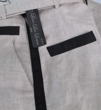 Pantalon de lino