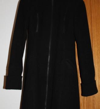 Abrigo H&M negro largo