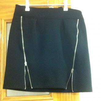 falda tejido neopreno