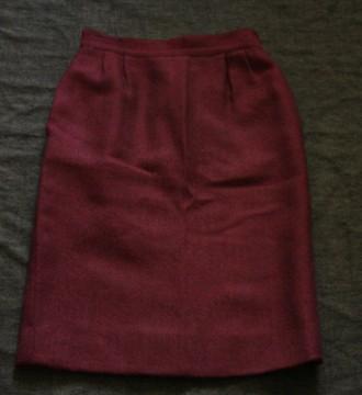 falda pencil, vintage
