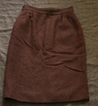 falda pencil 2, vintage