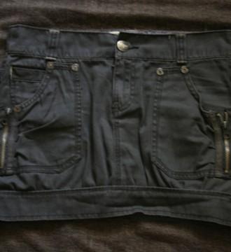 falda carge