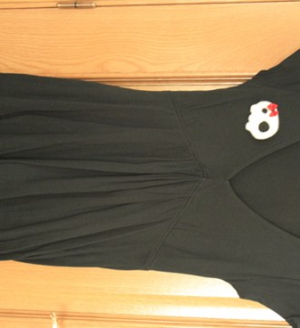 camiseta negra lefties