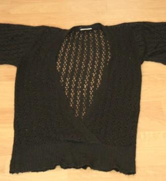 jersey abierto negro atmosphere