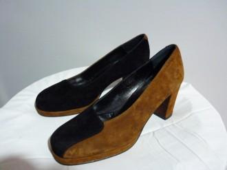 Zapatos de ante