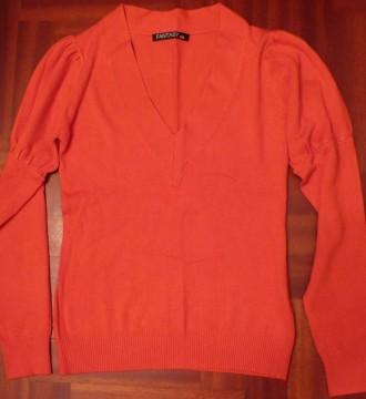 Jersey de pico naranja Talla S