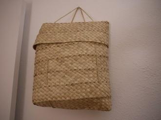 bolso de bambu