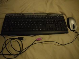teclado+raton+impresora con escaner