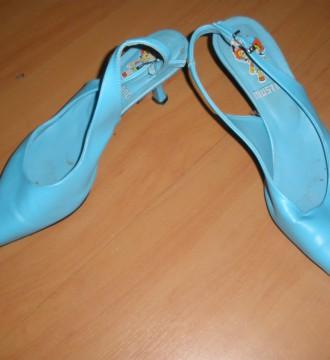 zapatos mustang azules