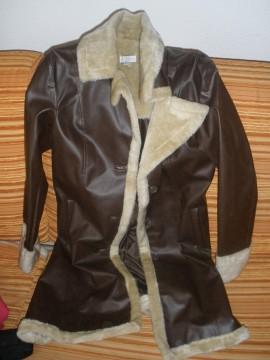abrigo nuevo marrón