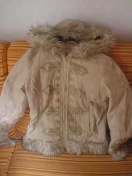 abrigo de pana