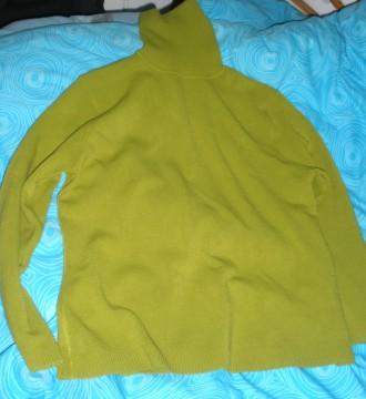 jersey verde pistacho
