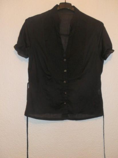 Camisa negra talla M