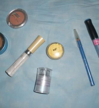 maquillaje variado