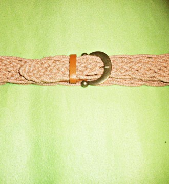 cinturón de stradivarius