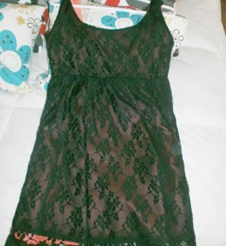 vestido de stradivarius