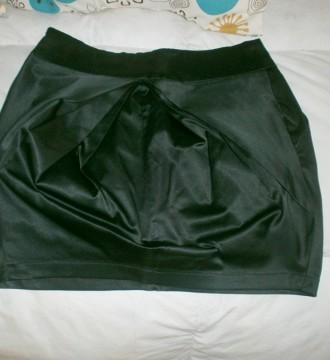 falda de stradivarius