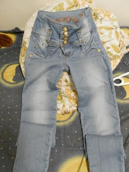 Pantalón Azul Colombiano