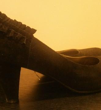 Zapatos ante SIN ESTRENAR