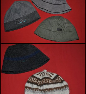Gorros SPOON, PEPE JEANS, PULL&BEAR