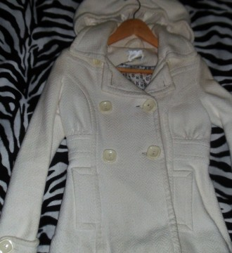 abrigo blanco bsk