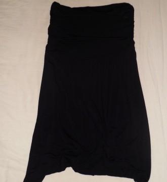 vestido negro str