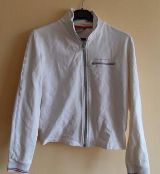 chaqueta blanca pepe jeans,dos usos.