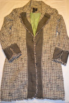 Bonito abrigo
