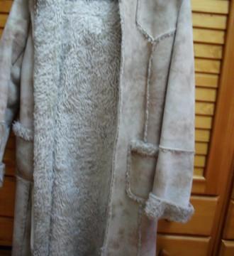 Abrigo largo talla M