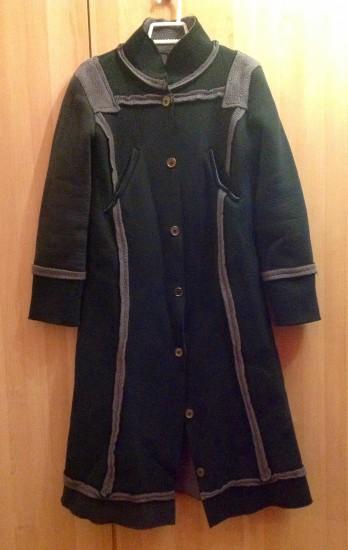 Abrigo casi nuevo muy calentito (como Nord face)