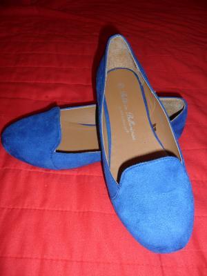 Bailarinas Azules Nuevas Nº38