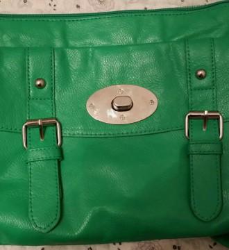bolso verde Misako