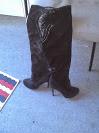 botas terciopelo