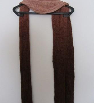 bufanda tonos marrones