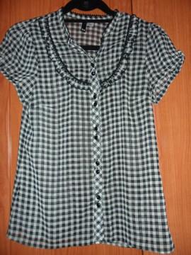 Camisa Semitransparente T-S