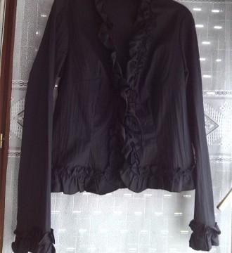 chaqueta / camisa  negra