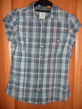 Camisa cuadros T-36