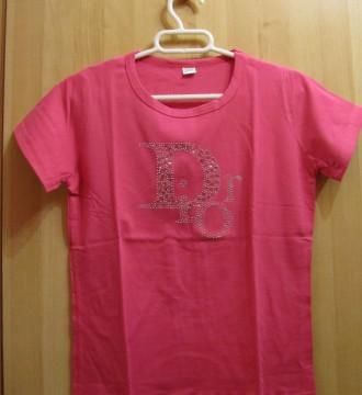 Camiseta rosa Dior Talla S