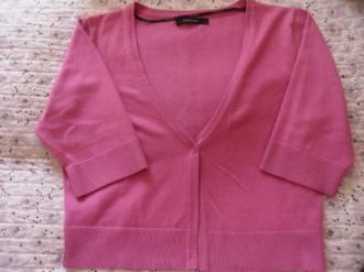 Chaqueta rosa cortita Vero Moda T-M