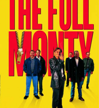 """DVD """"Full monty"""""""