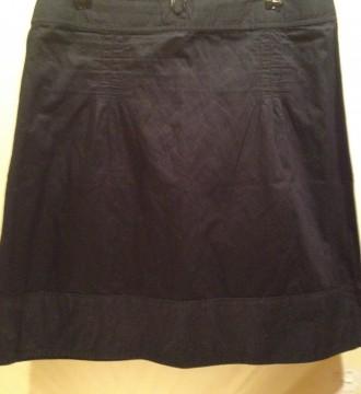 Falda negra de Mango T.M