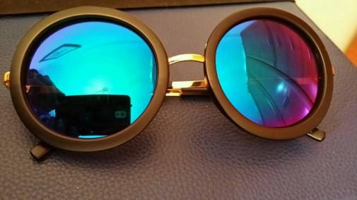 gafas sol espejos