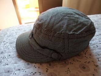 Gorra de Adolfo Dominguez